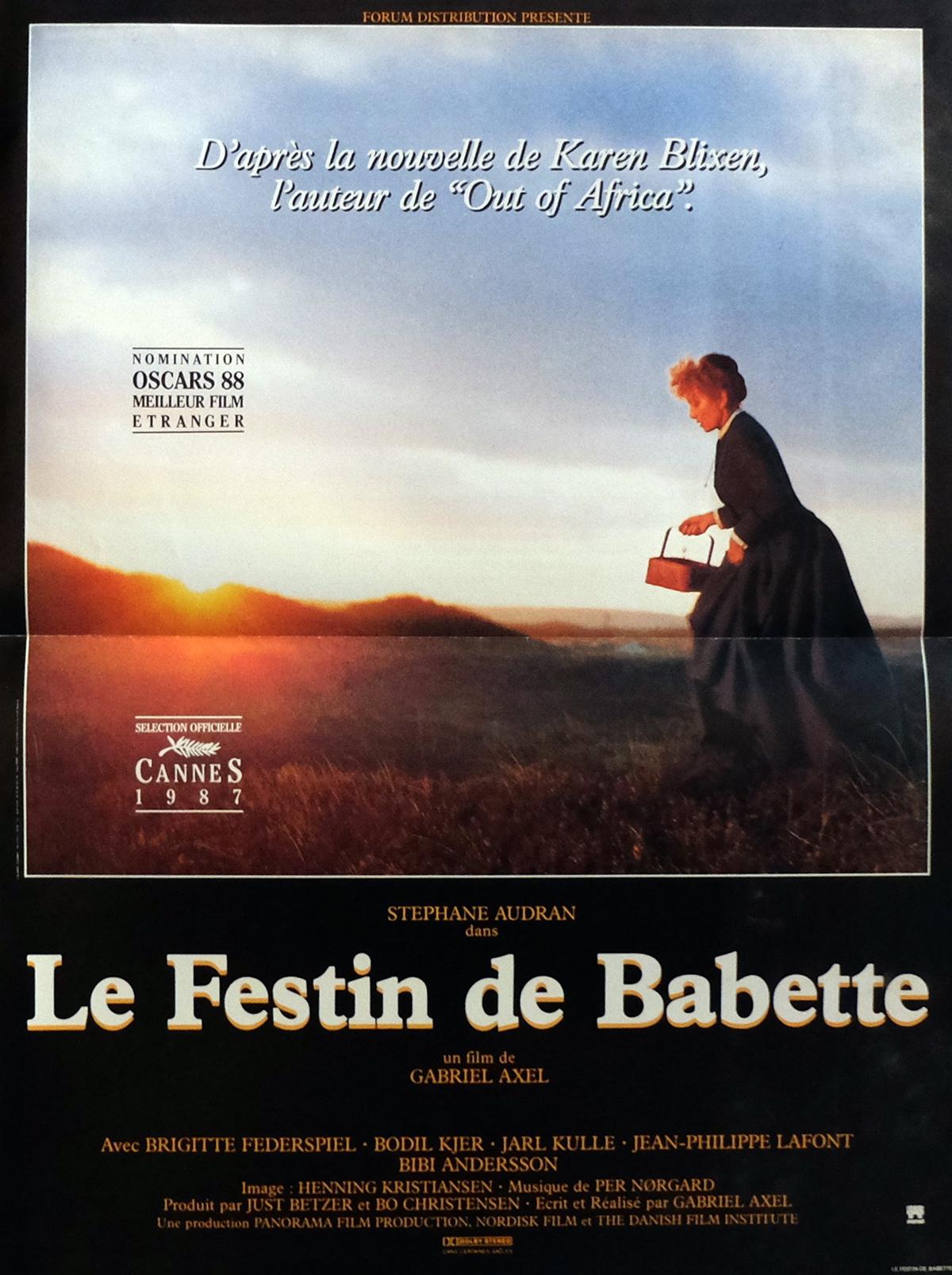 FESTIN DE LE BABETTE TÉLÉCHARGER